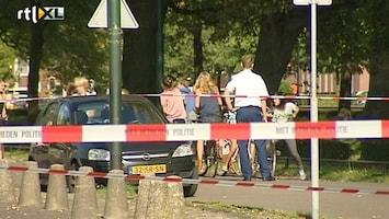 RTL Nieuws Vader neergestoken voor ogen van kinderen