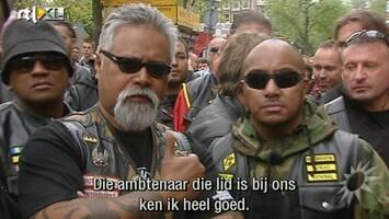 RTL Boulevard Leden moterclubs niet welkom als ambtenaar