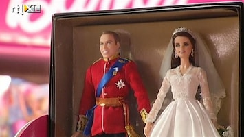 RTL Nieuws Kate en William als poppenpaar