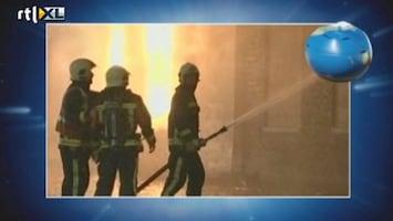 Dit Was Het Nieuws 'Er is wéér brand!'