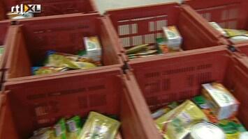 RTL Nieuws Italianen bij de voedselbank