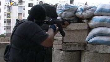 RTL Nieuws Onrust in Libanon door oorlog buurland Syrië