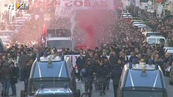 RTL Nieuws Italië niet blij met bezuinigingen