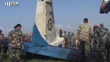 RTL Nieuws Vliegtuig neergestort: 19 doden