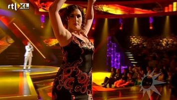 RTL Boulevard Flamenco-danseres Theresa Jaldon woest op X Factor
