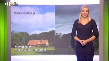 RTL Weer Buienradar Update 20 augustus 2013 16:00 uur