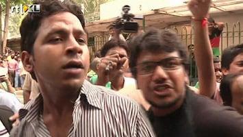 RTL Nieuws Eerste straf Indiase verkrachtingszaam uitgedeeld