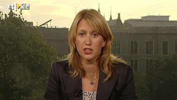 RTL Nieuws Lotte Ragut over EU-debat Kamer