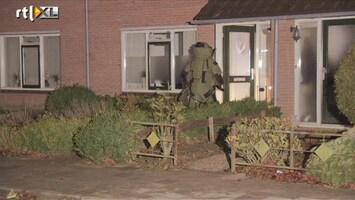 RTL Nieuws Huizen ontruimd na tip illegaal vuurwerk
