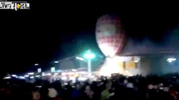 Editie NL Ontploffende luchtballon