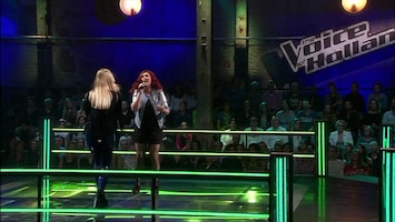 The Voice Of Holland The battles