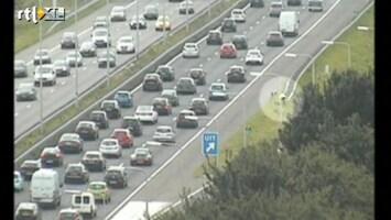 RTL Nieuws Politie zegt sorry voor file op A13