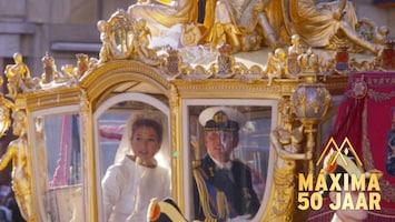 Vanwaar de verfbom op huwelijk Máxima en Willem-Alexander?