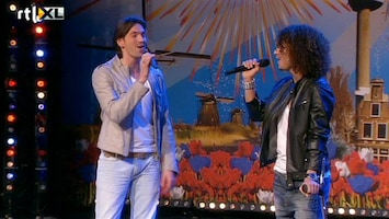 Holland's Got Talent - Tommie En Kevin (zang)