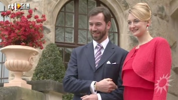 RTL Boulevard Guillaume en Stephanie over huwelijk