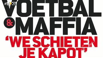 RTL Boulevard Boek 'de Voetbalmaffia' gelanceerd