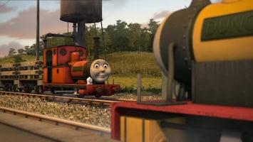 Thomas De Stoomlocomotief - Duncan En De Narrige Passagier