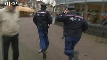 RTL Nieuws Agenten krijgen er niets bij