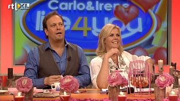 Carlo & Irene: Life 4 You Vrij gezellig bij Carlo en Irene