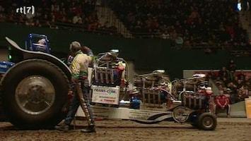 Truck & Tractor Pulling - Indoor Rotterdam