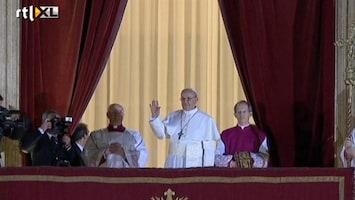 RTL Nieuws Extra uitzending: nieuwe Paus