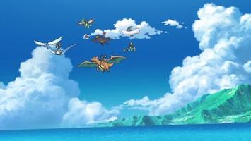 Pokémon - Hart Vol Vuur, Hart Van Steen!