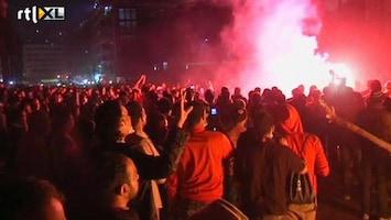RTL Nieuws Gewonden bij nieuwe protesten Egypte