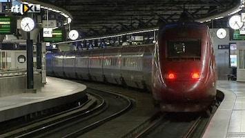 RTL Nieuws Spoorwegpersoneel België wil één bedrijf met één baas