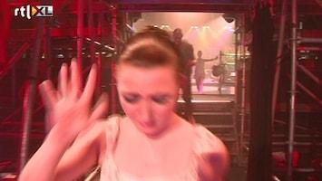 The Ultimate Dance Battle Ellen loopt huilend weg