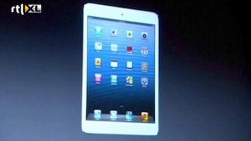 RTL Nieuws Apple komt met kleine, goedkope iPad