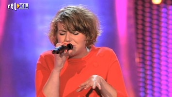 The Voice Of Holland - Janneke Kramer - I Need A Dollar / No Diggity
