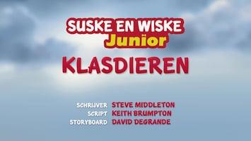 Suske En Wiske Junior - Klasdieren