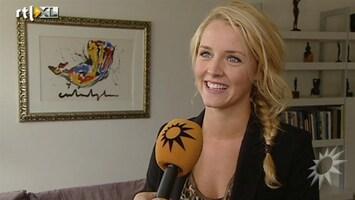 RTL Boulevard Liza Sips winnares Springen op Zaterdag