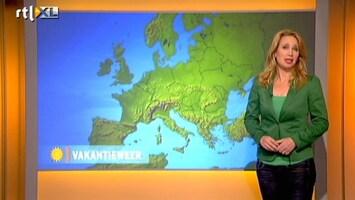 RTL Nieuws Zomerse warmte nog rond Middellandse Zee