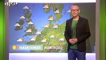 RTL Weer Vakantie Update 13 augustus 2013 12:00 uur