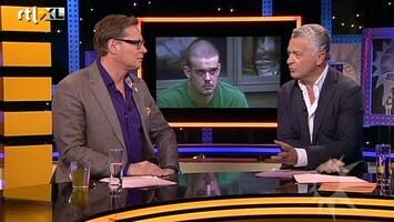 RTL Boulevard Uitlevering Joran van der Sloot aan VS