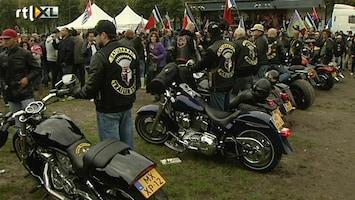 RTL Nieuws Oorlog tussen rivaliserende motorbendes
