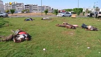 RTL Nieuws Lugubere aanblik Tripoli