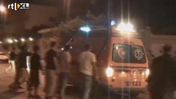 RTL Nieuws Egypte vuurt raketten af op islamitische militanten