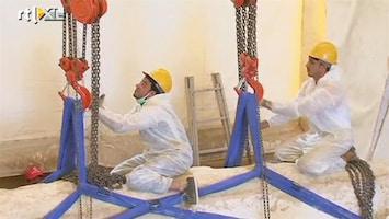 RTL Nieuws Archeologen starten met oeroude boot Egypte