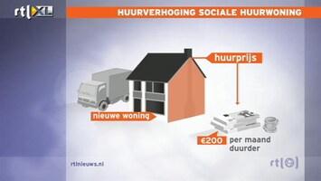 RTL Nieuws Sociale huurwoningen worden onbetaalbaar