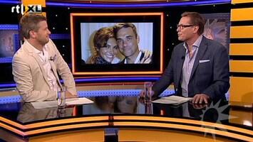 RTL Boulevard Robbie Wlliams wordt vader!
