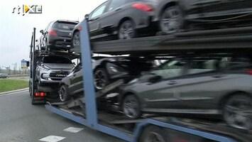 RTL Nieuws Franse autofabrikanten missen slag