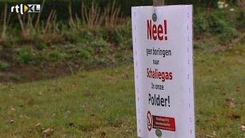 RTL Nieuws 'Boren naar schaliegas schadelijk voor drinkwater'