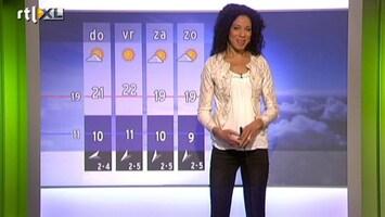 RTL Weer Buienradar Update 5 juni 2013 10:00 uur