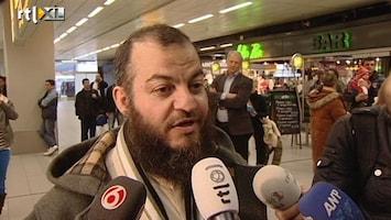 RTL Nieuws Al-Haddad met vredesboodschap in Nederland