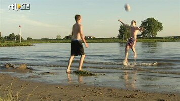 RTL Nieuws Zwemmen in open water levensgevaarlijk
