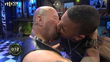 Pain Game, The Het is weer tijd voor Leatherboy...