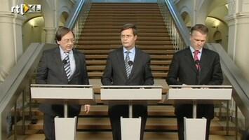 RTL Nieuws Aanpak bankencrisis onder de loep