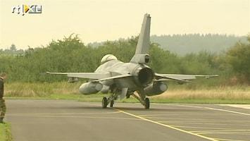 Editie NL F16 zonder piloot